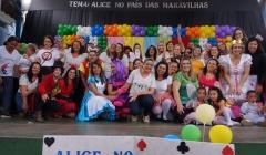 Festival de Dança movimenta alunos e funcionários de escola de Santa Luzia